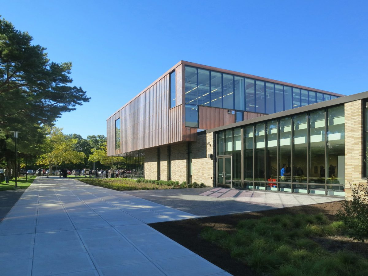 Top 10 Buildings to Know about at Rhode Island College