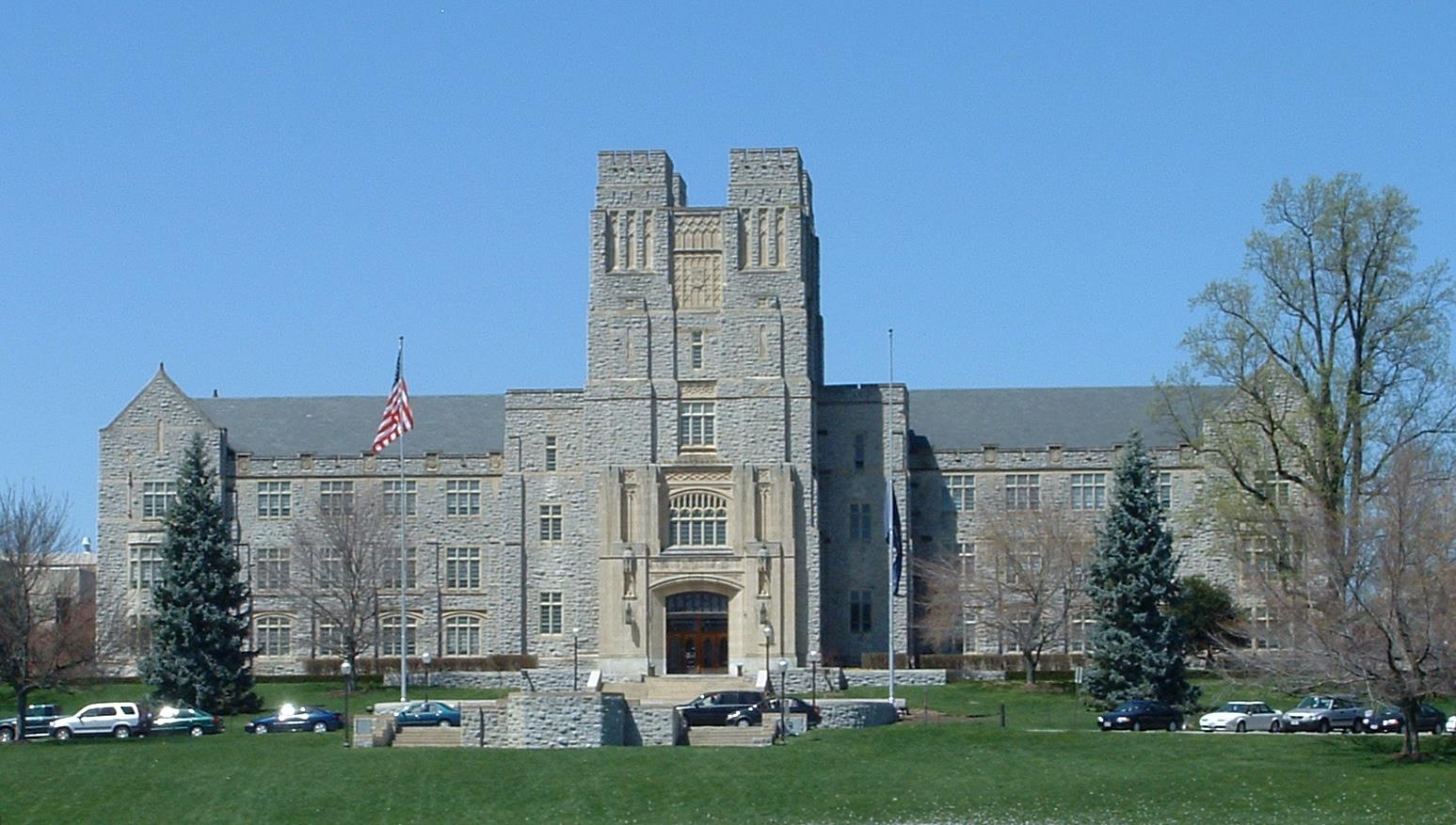 Top 10 Sports Teams at  Virginia Tech