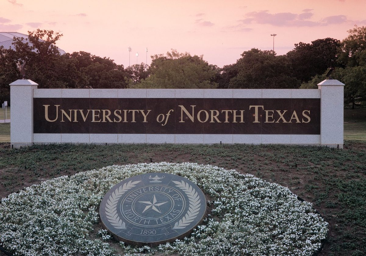 Top 10 Buildings at the University of North Texas
