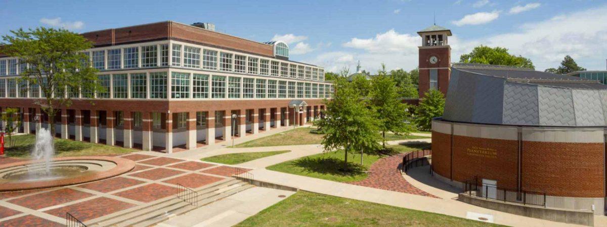Top 10 Buildings at Truman State University