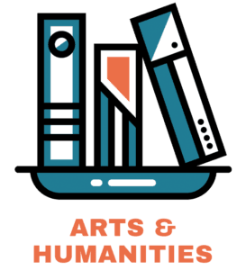 arts and humanities graphic