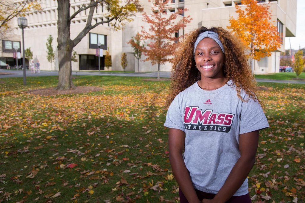 UMASS scholarship recipient