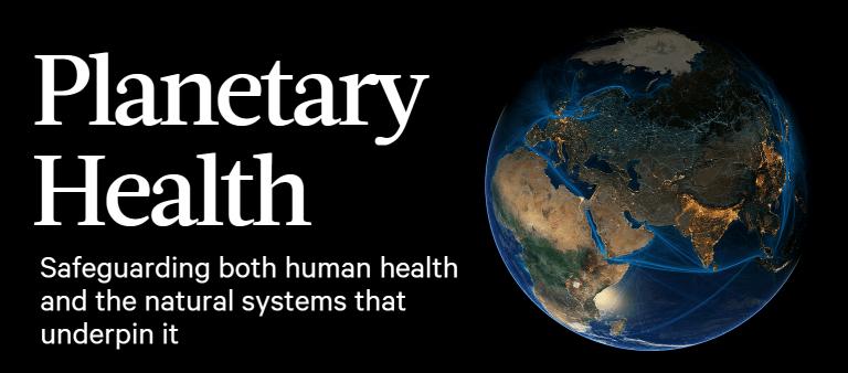 planetary health graphic