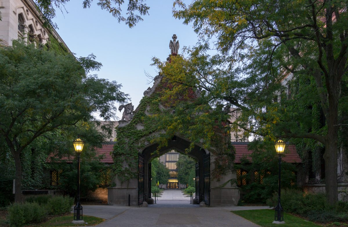 Top 10 Buildings at the University of Chicago