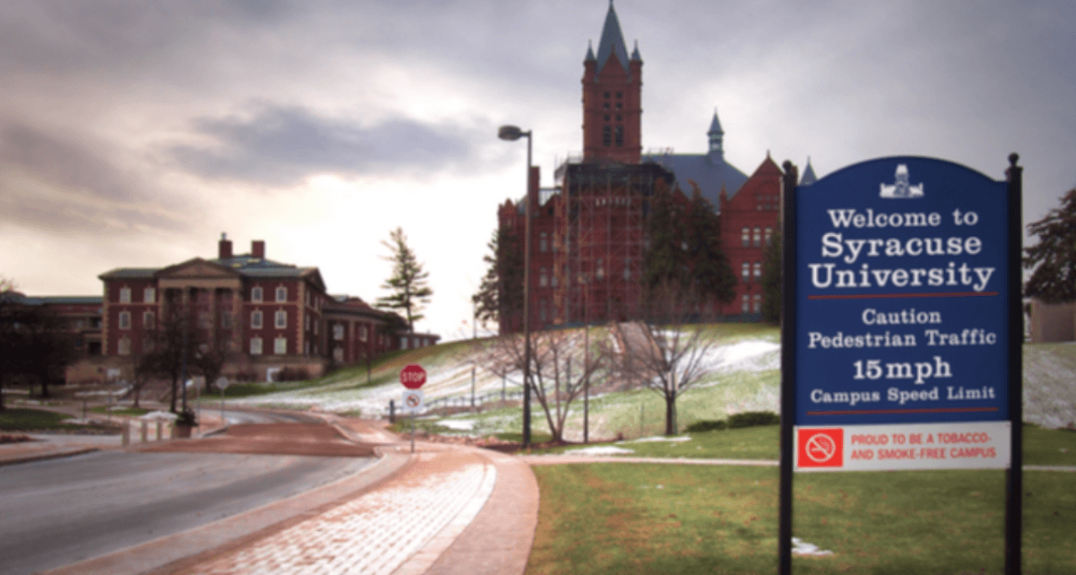 Top 10 Scholarships at Syracuse University