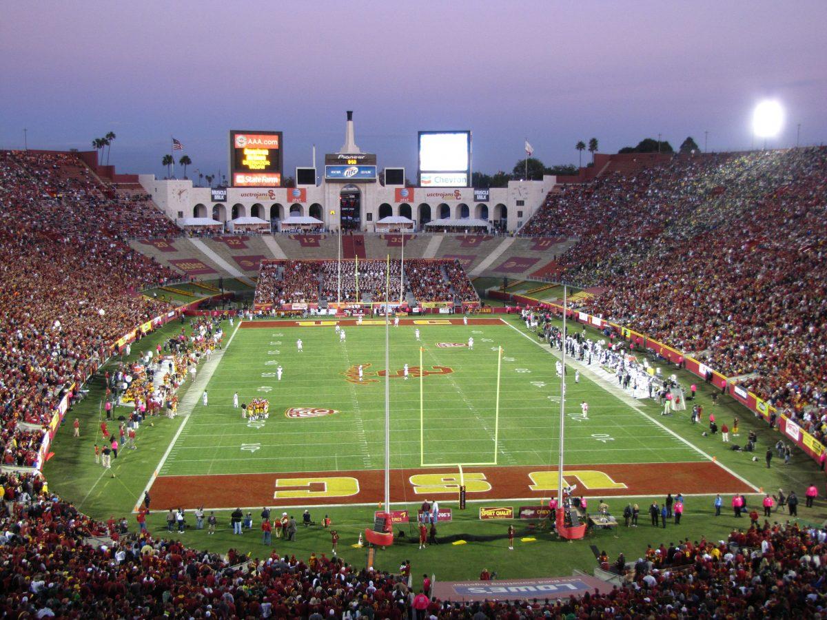 Top 10 Sports Teams at the University of Southern California