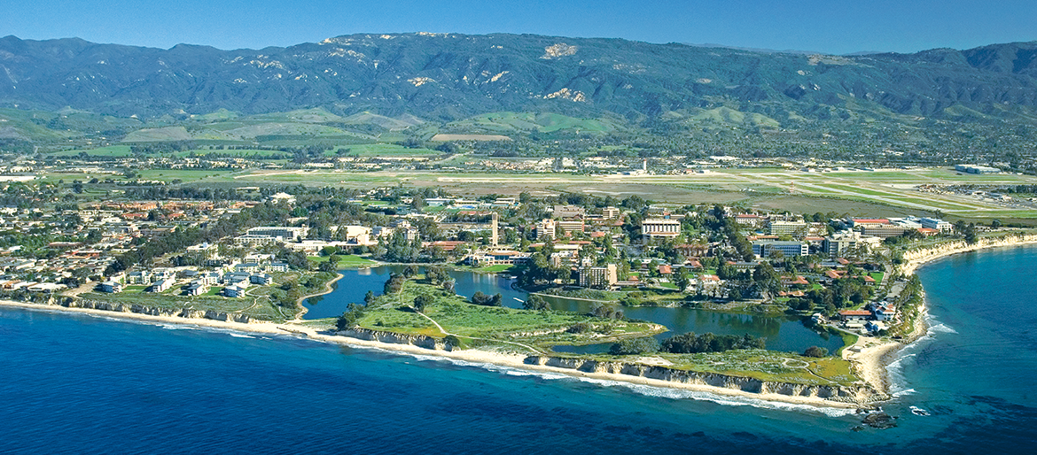 Top 10 Scholarships at  UC Santa Barbara