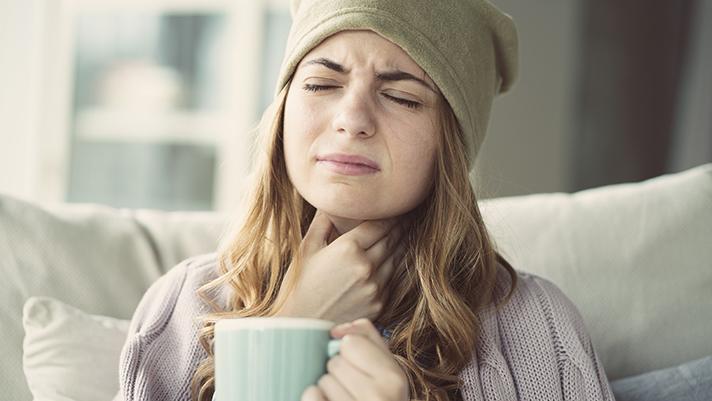 flu season in college