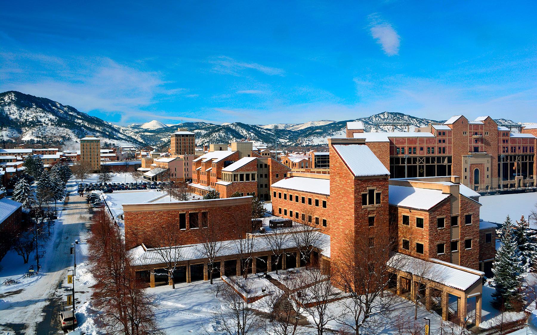 Top 10 Sports at CU Boulder