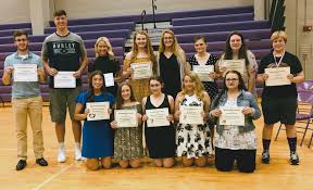 students who have received the tadlock watson scholarship