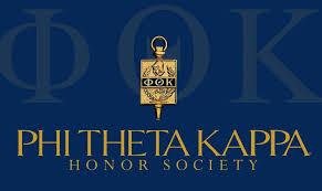 logo for phi theta kappa honors society
