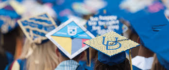 student with university of delaware commit cap