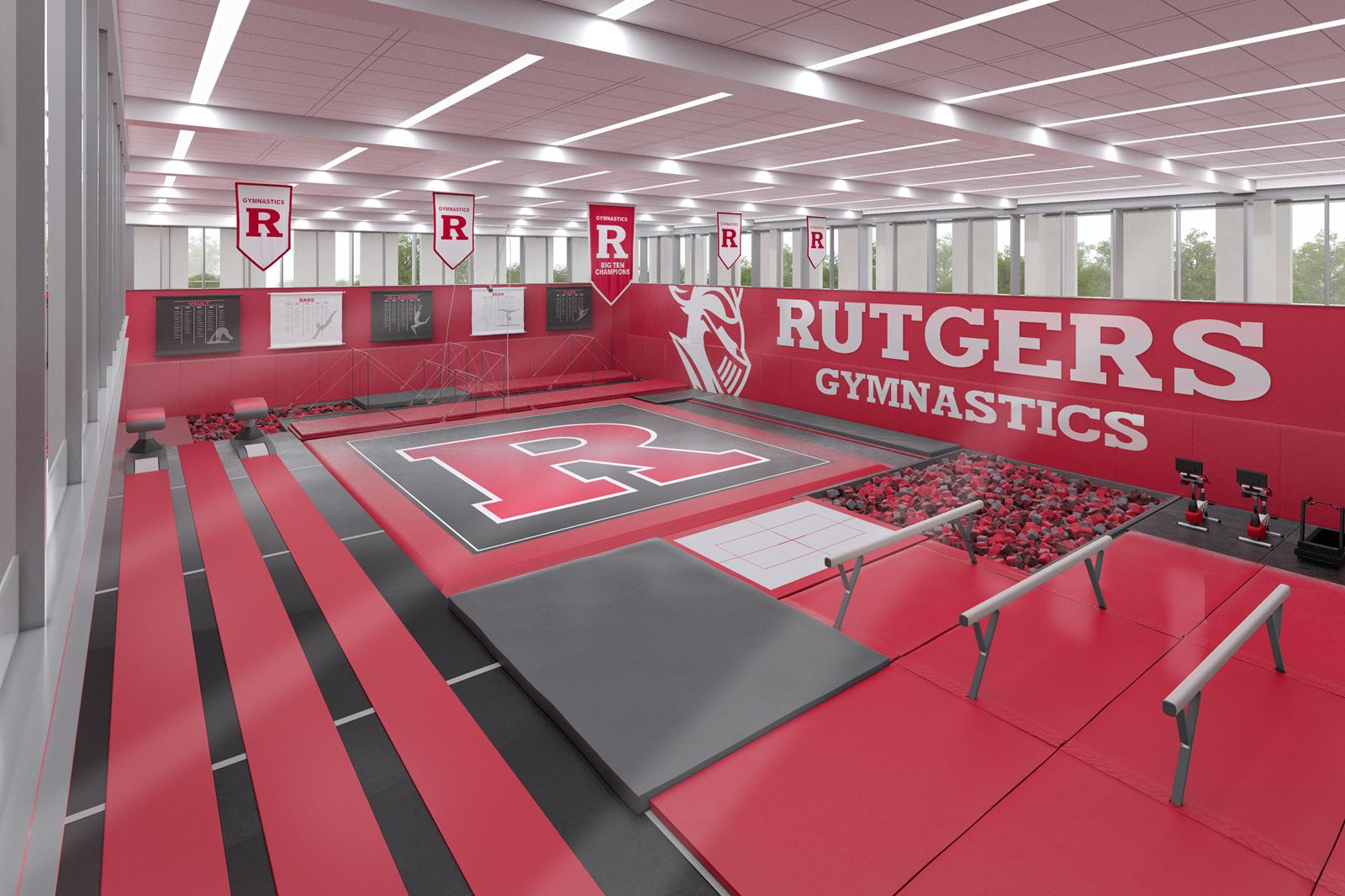 Top 10 Sports Teams at Rutgers University