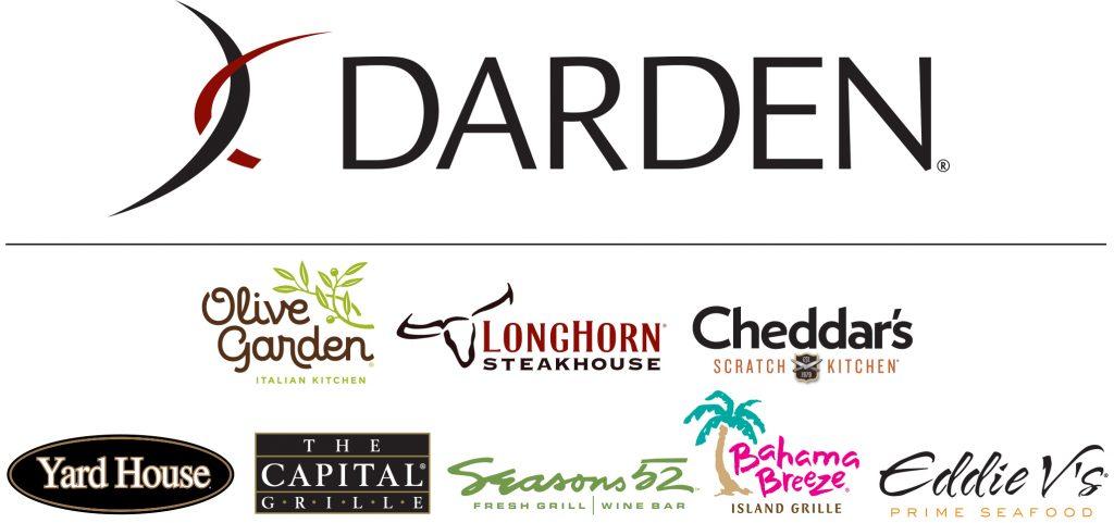 different darden restaurants