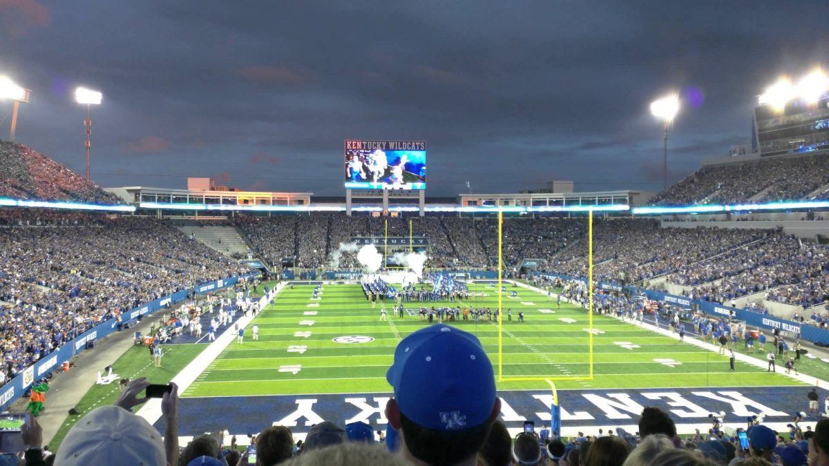Top 10 Sports at the University of Kentucky