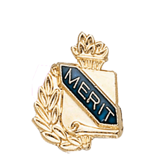 Academic Merit medal