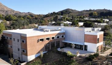 UCR medical building