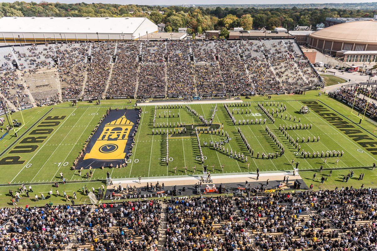 Top 10 Sports Teams at Purdue University
