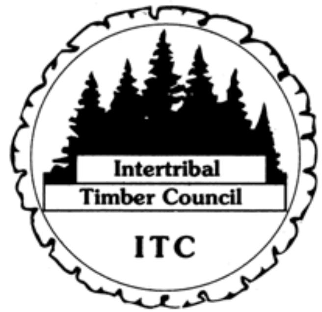 intertribal timber council logo