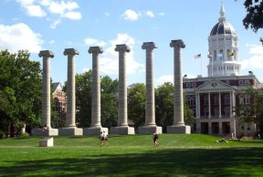 Top 10 Scholarships at University of Missouri - Columbia