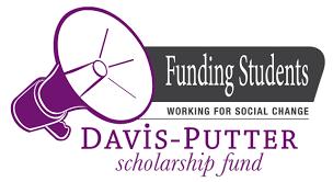 logo for davis putter scholarship fund