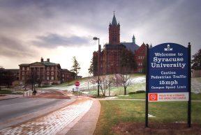 Tutoring Services at Syracuse University