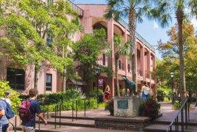 Tutoring Services at College of Charleston