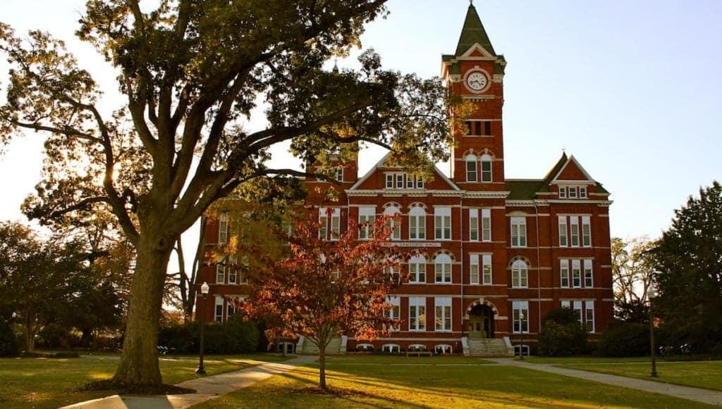 Tutoring Services at Auburn University