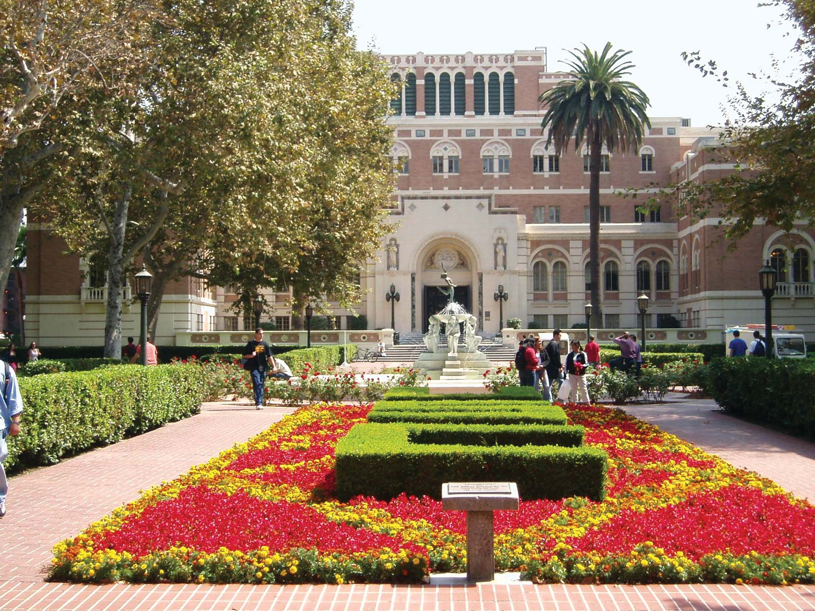 Tutoring Services at the University of Southern California