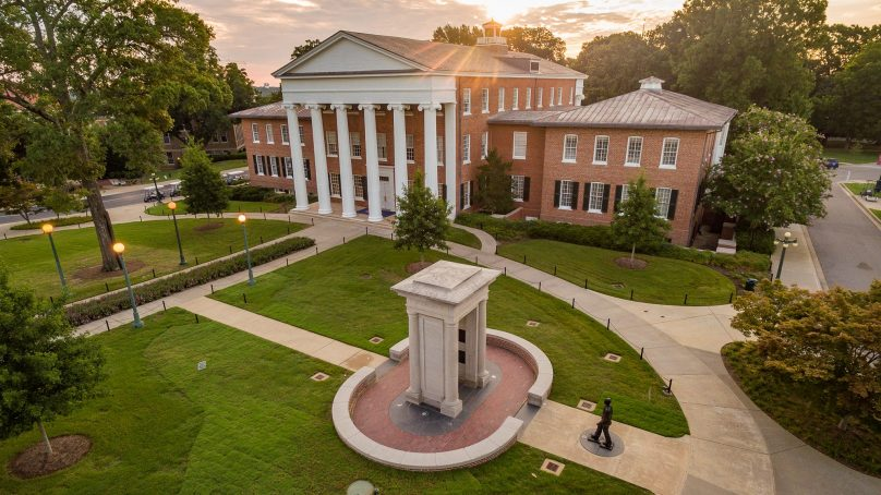 Tutoring Services at the University of Mississippi