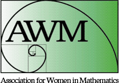 Logo for the Association for Women in Mathematics