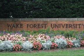 Tutoring Services at Wake Forest University