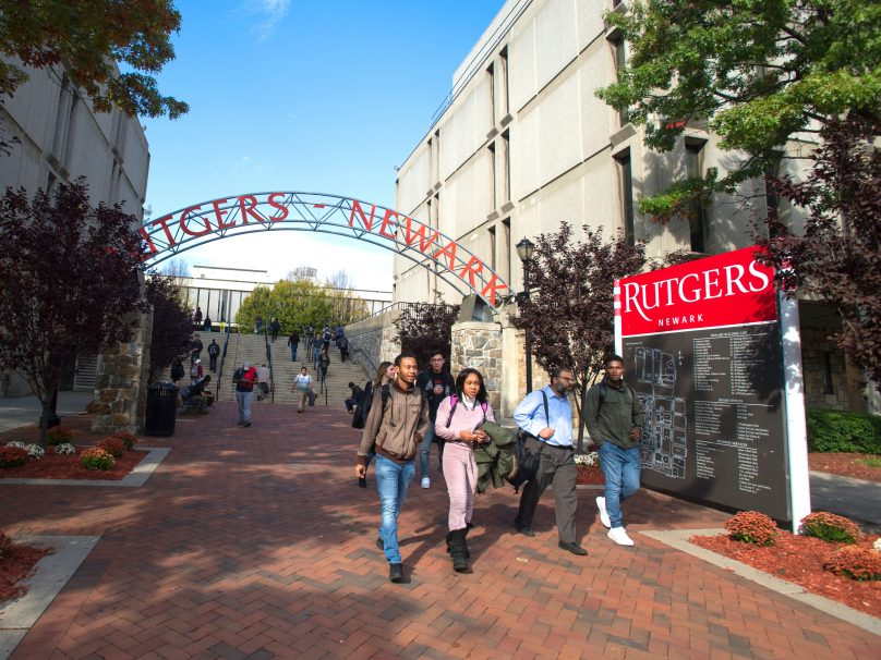 Math Courses at Rutgers