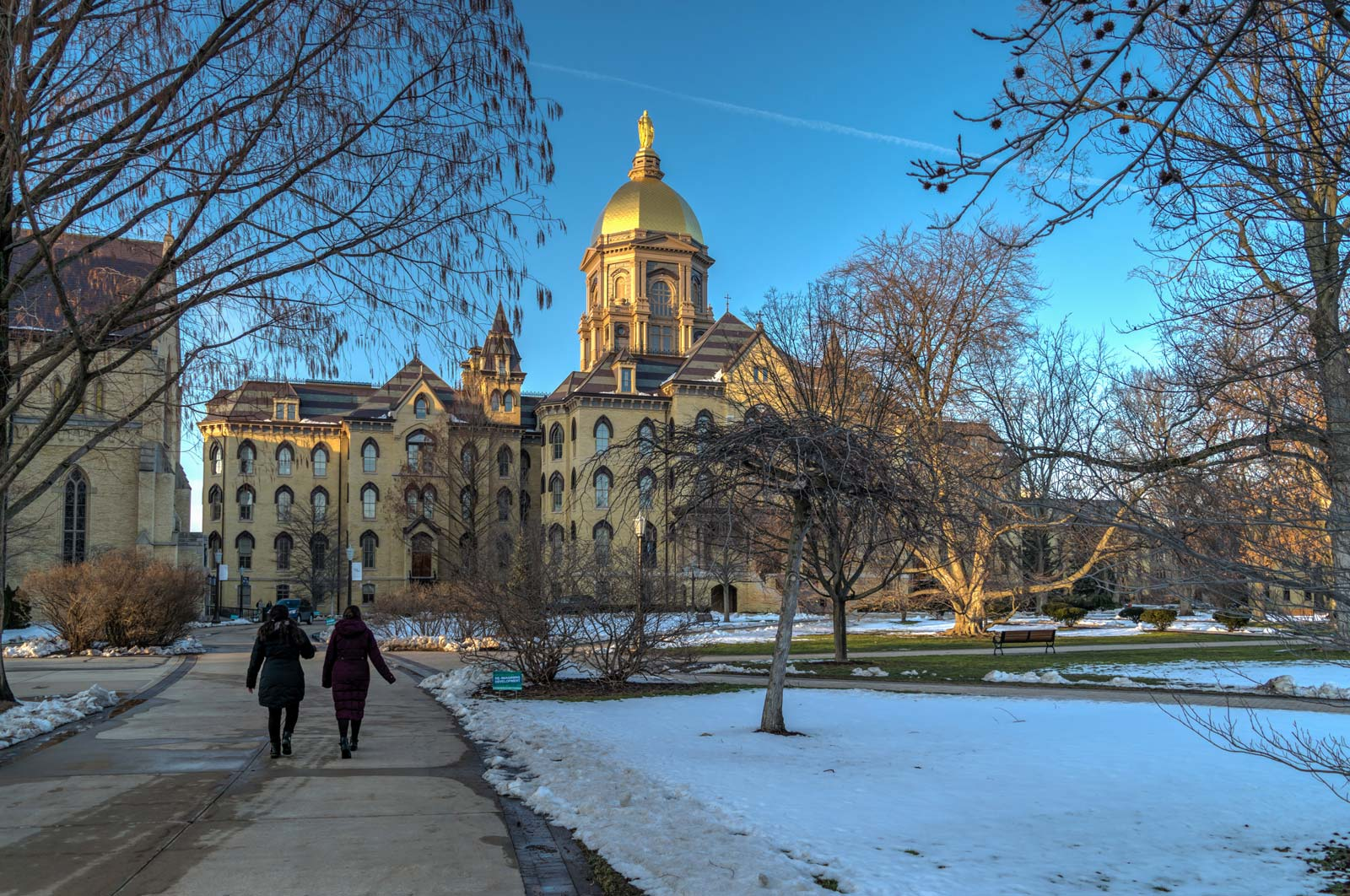 Math Courses at the University of Notre Dame