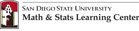 san diego state math and stats learning center