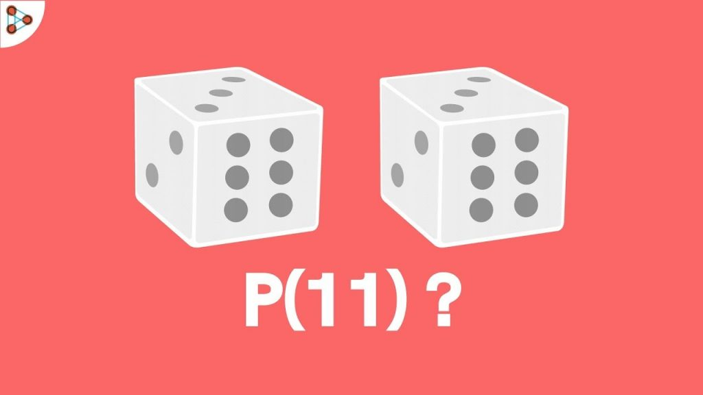 probability of 11 P(11) involving 2 dices