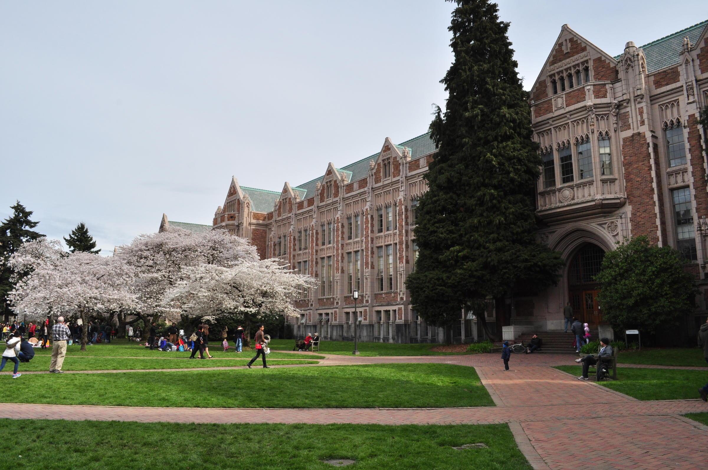 Math Courses at the University of Washington