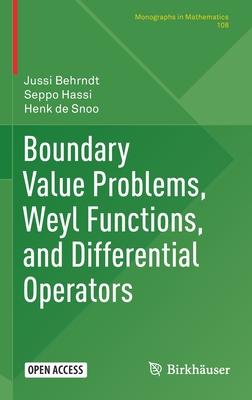 "A ""Boundary Value Problems"" textbook cover"