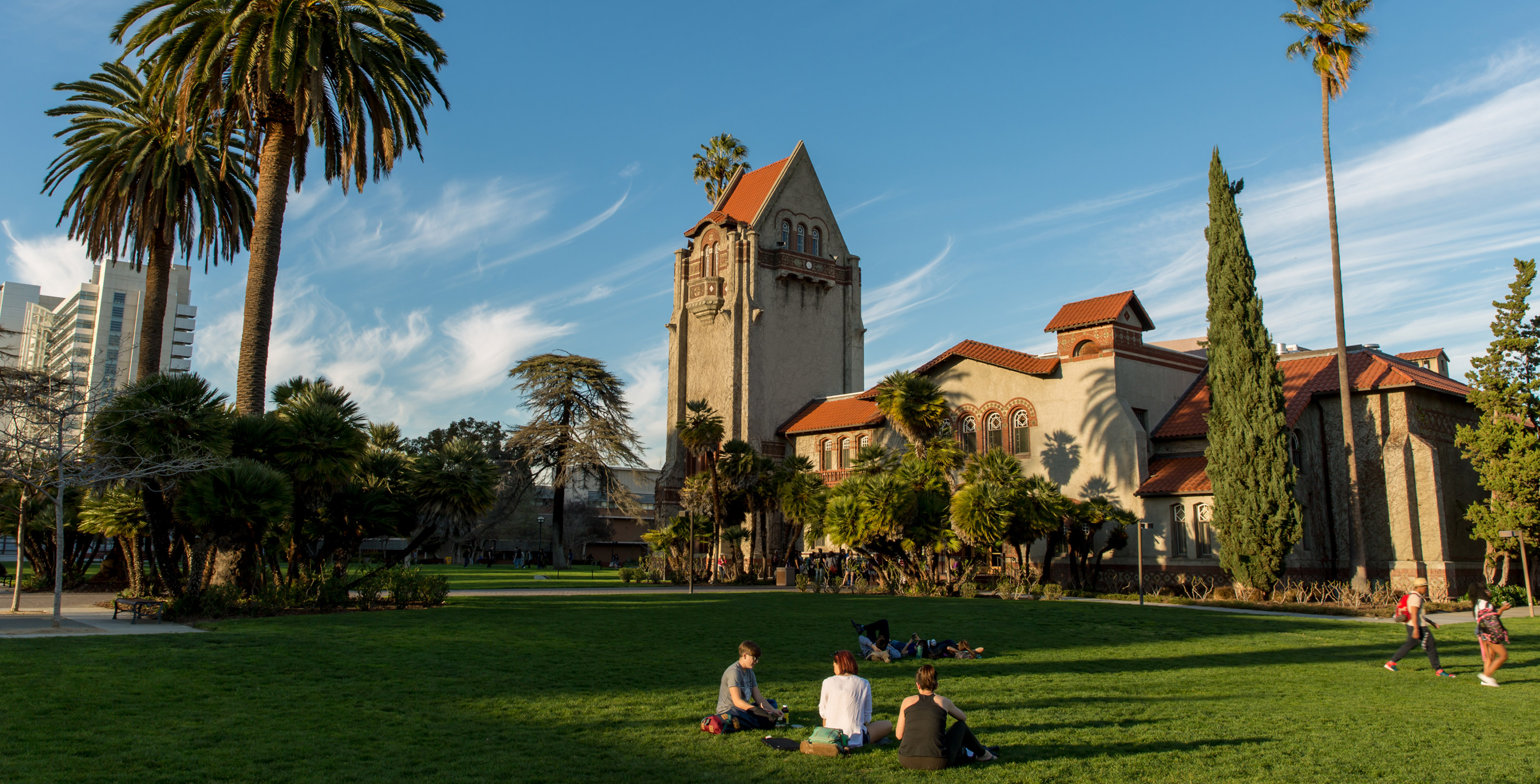 Math Courses at San Jose State University