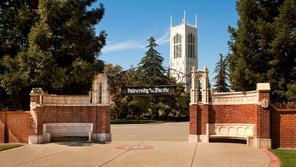 Math Courses at The University of the Pacific