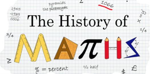 """""""History of maths"""" and some symbols often seen in math"""