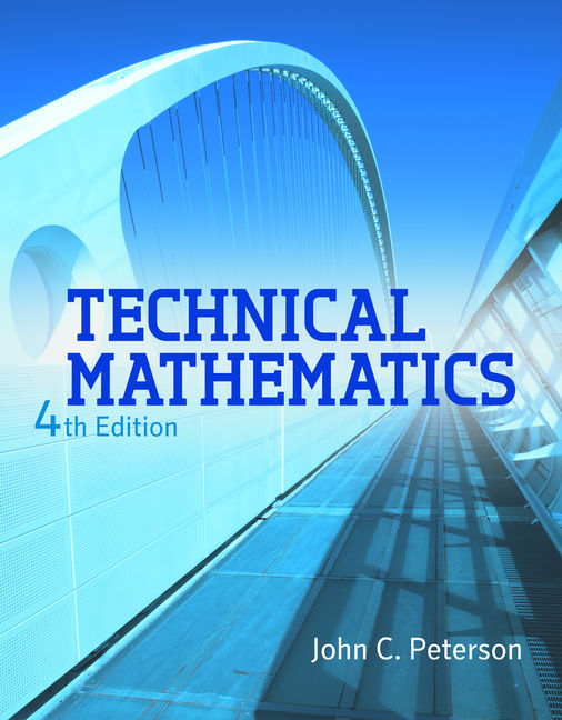 "A ""Technical Mathematics"" textbook cover"
