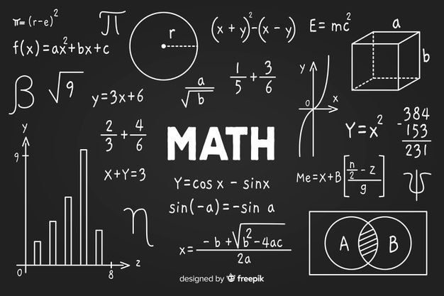Math equations image.
