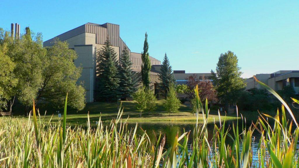 MRU image of building on campus.
