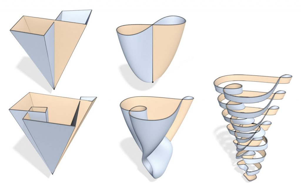 geometric shapes and topology