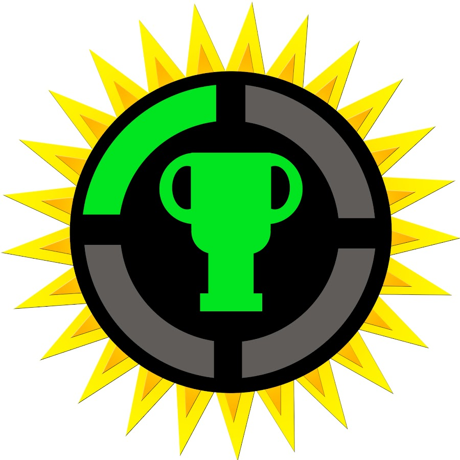 A game theory achievement symbol.