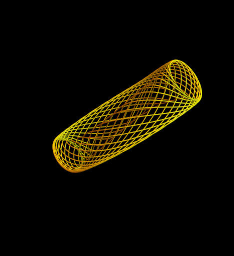 A graph used making partial differential equations