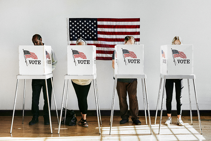 Do College Students Plan to Vote in the 2020 Presidential Election?
