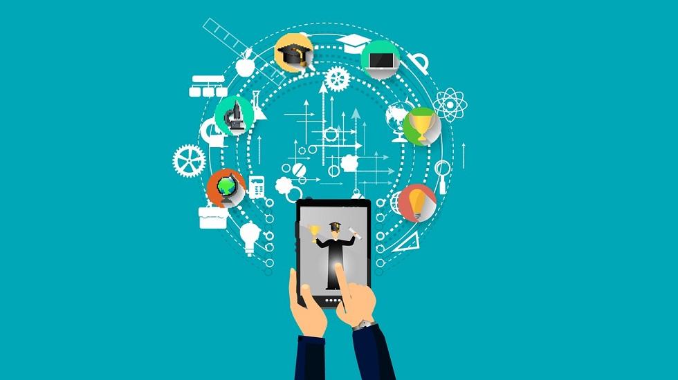 online schooling imagery