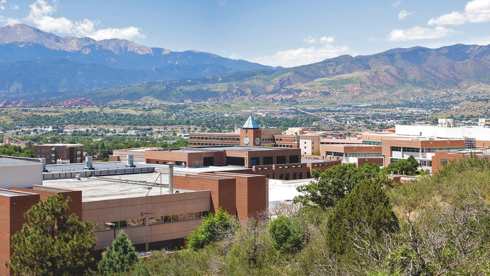 Math Courses at the University of Colorado Colorado Springs
